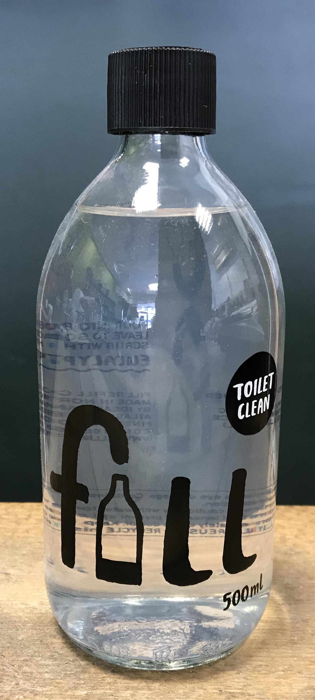 Toilet Clean 500ml Bottle