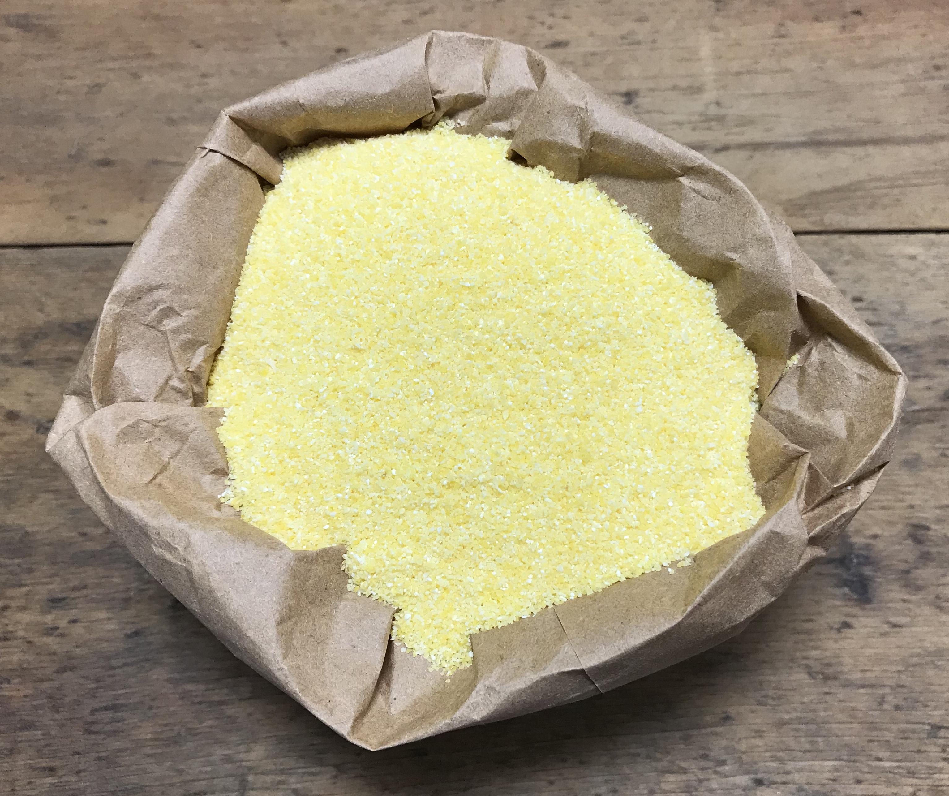 Organic Polenta - Gluten Free