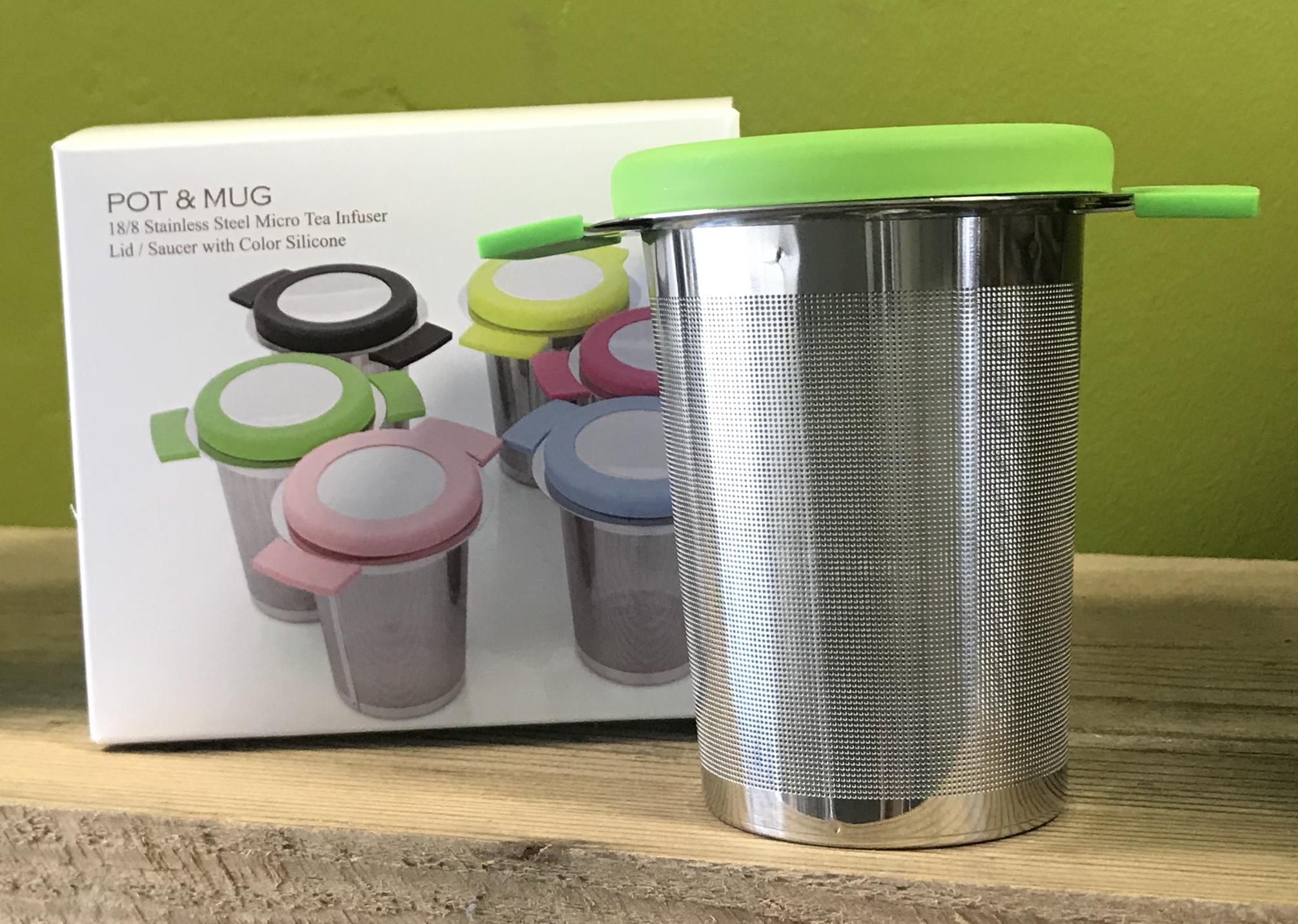 Pot & Mug Micro Tea Infuser
