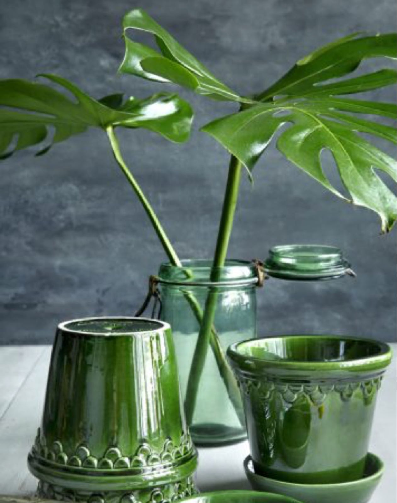 Green Emersld 12cm