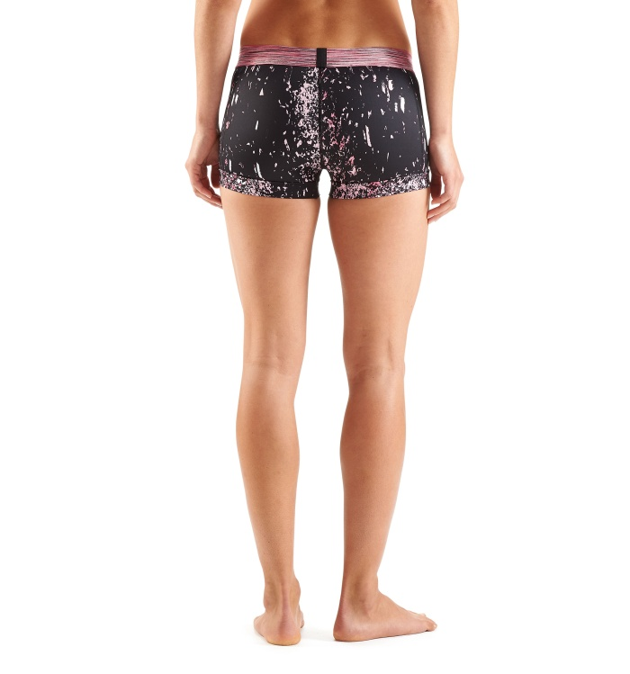 DNAmic Womens Booty Shorts Stardust
