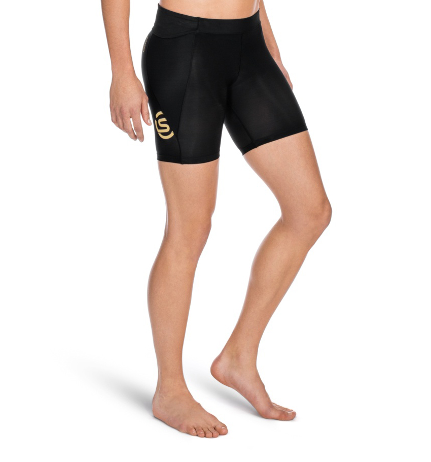 A400 Womens Shorts Black