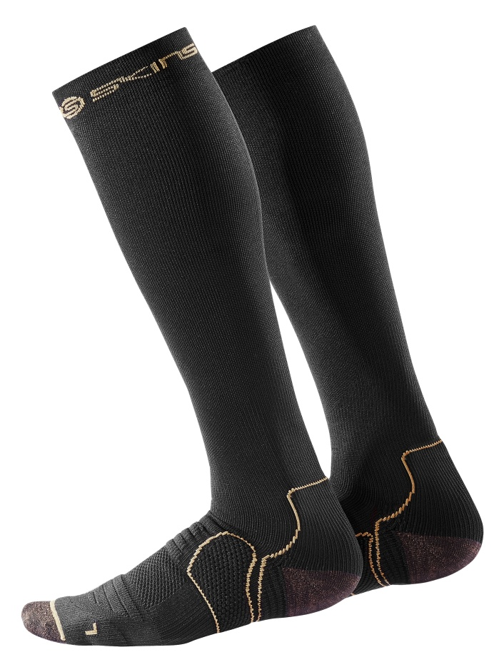 Compression Socks Black/Gold