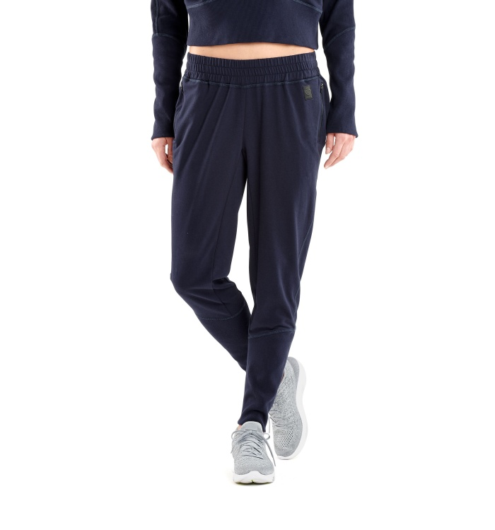 AW Spade Light Fleece W Pants Harbour