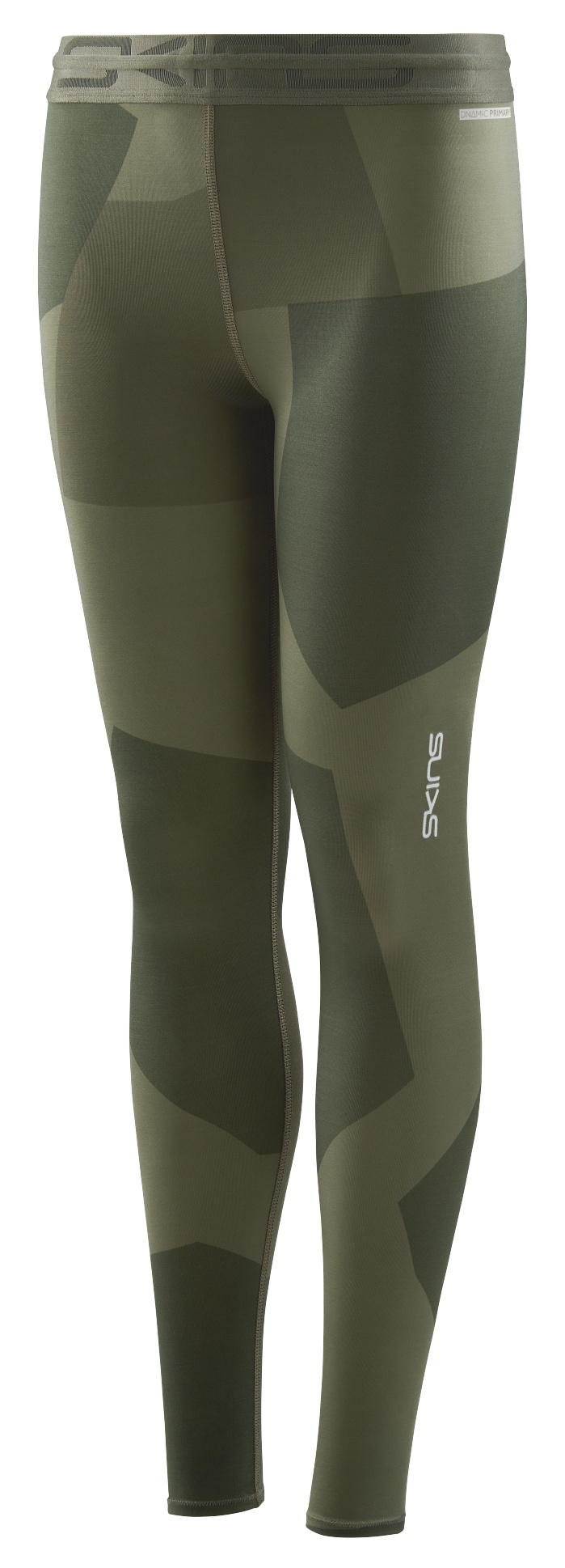 Primary Youth Long Tights Deconst Camo Utility