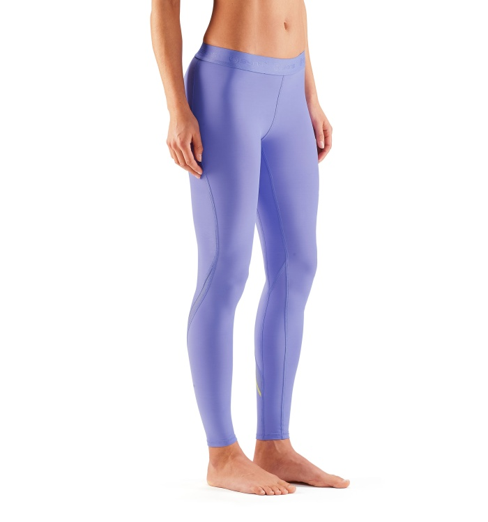 DNAmic Womens Long Tights Violet