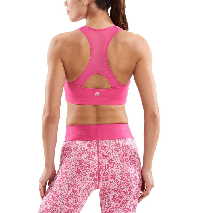 DNAmic Flux Womens Sports Bra Pink