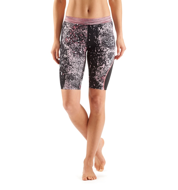 DNAmic Womens 1/2 Tights Stardust
