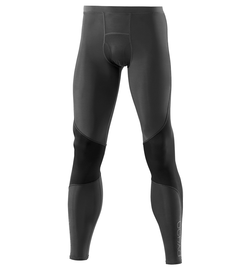 RY400 Mens Long Tights Graphite