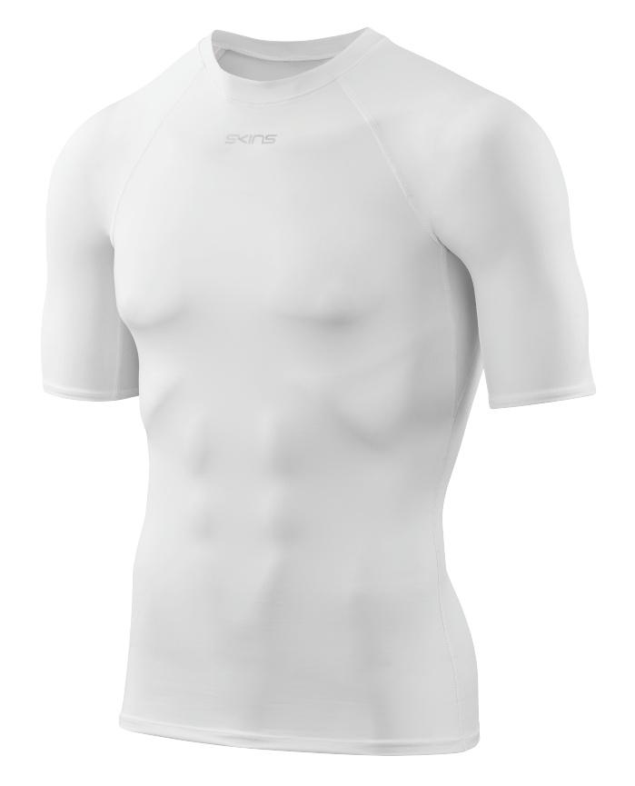 DNAmic Force Mens Short Sleeve White
