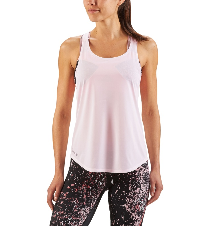 AW Remote T Bar Womens Tank Champagne/Marle