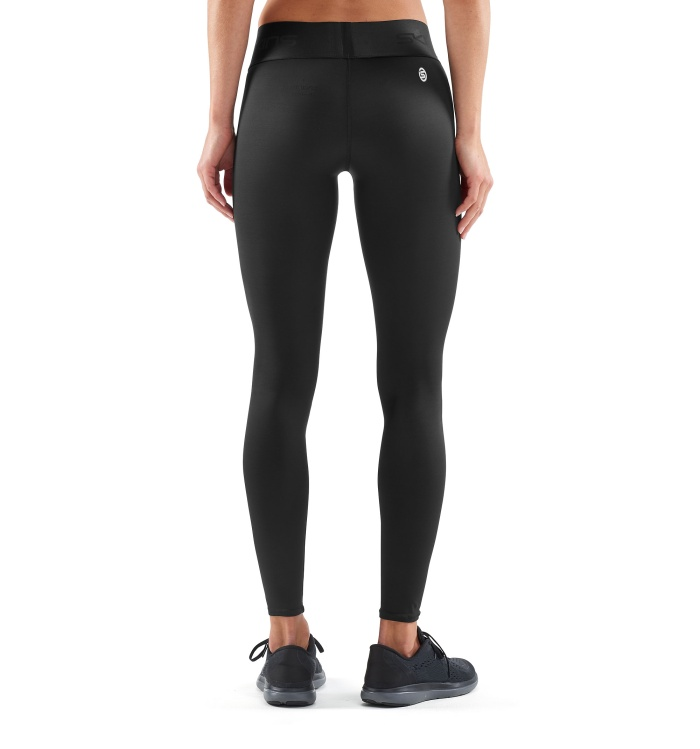 Primary W Long Tights Black