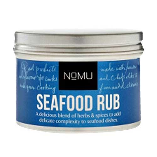 RUB seafood