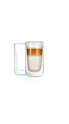 BLOMUS NERO Latte/Macchiatoglas 2-pack