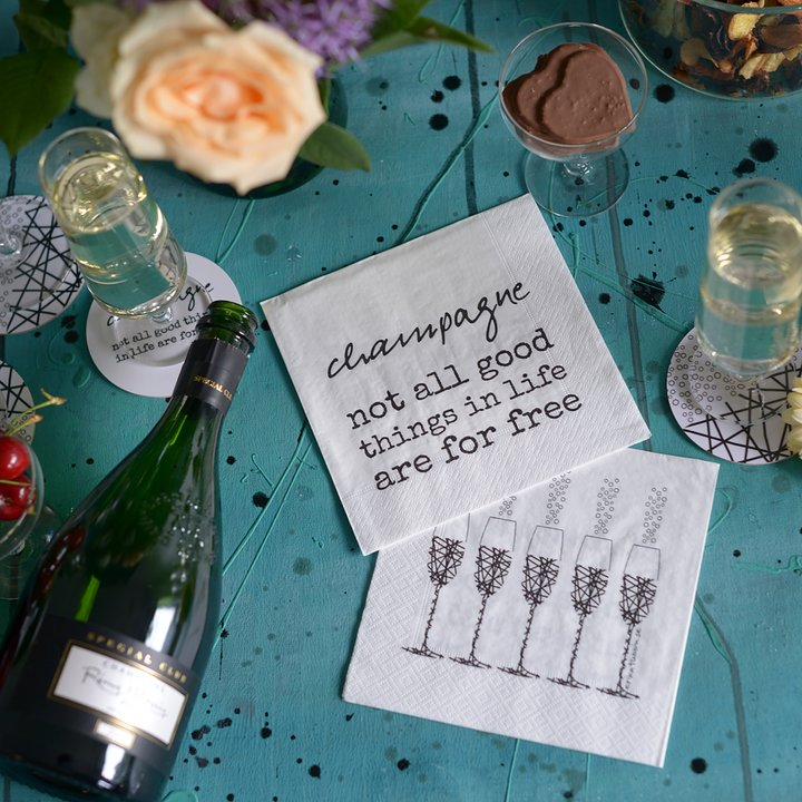 SERVETT champagne