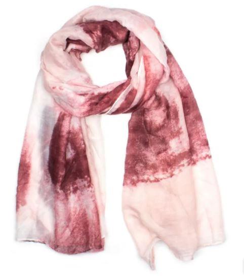 SJAL abstrakt/rosa (fraktfri leverans)