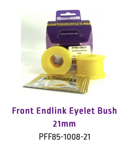 Front Endlink Eyelet Bush 21mm (PFF85-1008-21 & PFF85-1008-21H)