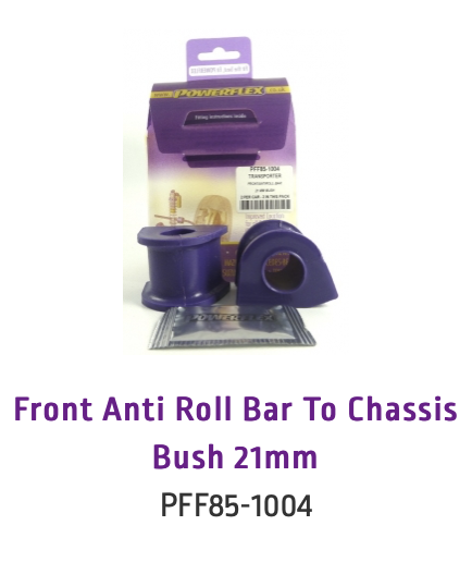Front Anti Roll Bar To Chassis Bush 21mm (PFF85-1004 & PFF85-1004H)