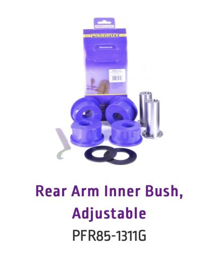 Rear Arm Inner Bush, Adjustable (PFR85-1311G & PFR85-1311GBLK)