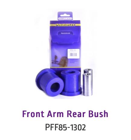Front Arm Rear Bush (PFF85-1302 & PFF85-1302BLK)