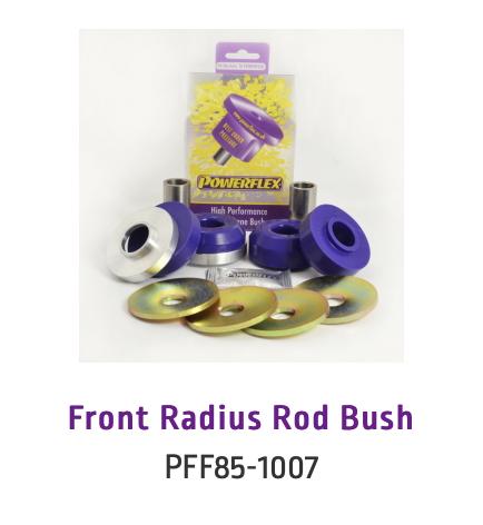 Front Radius Rod Bush (PFF85-1007 & PFF85-1007H)