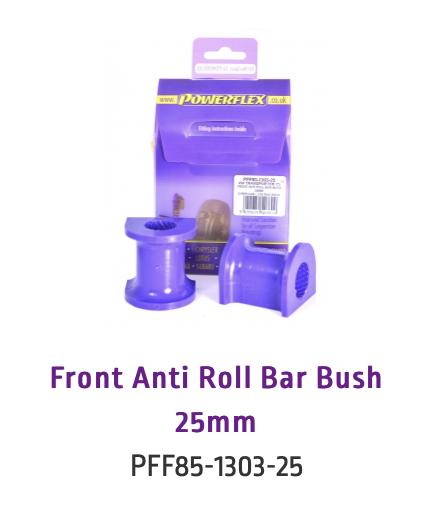 Front Anti Roll Bar Bush 25mm (PFF85-1303-25)