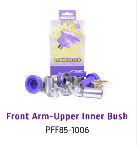 Front Arm-Upper Inner Bush (PFF85-1006 & PFF85-1006H)