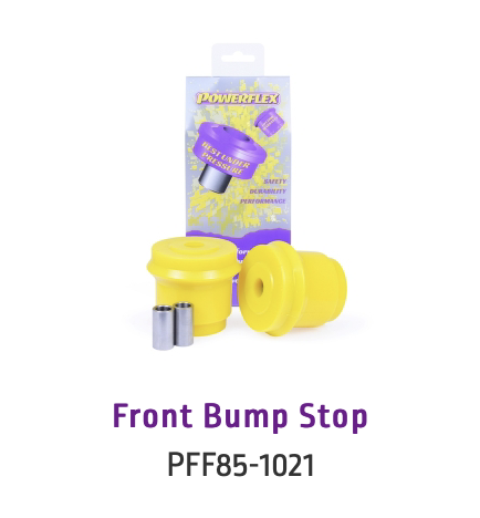 Front Bump Stop (PFF85-1021)