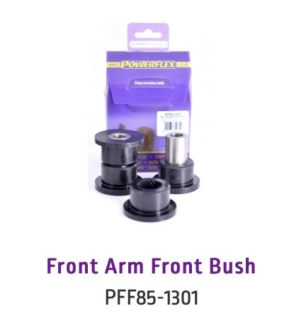 Front Arm Front Bush (PFF85-1301 & PFF85-1301BLK)