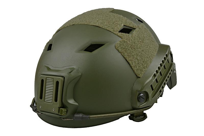 UTT x-shield fast helmet BJ OD