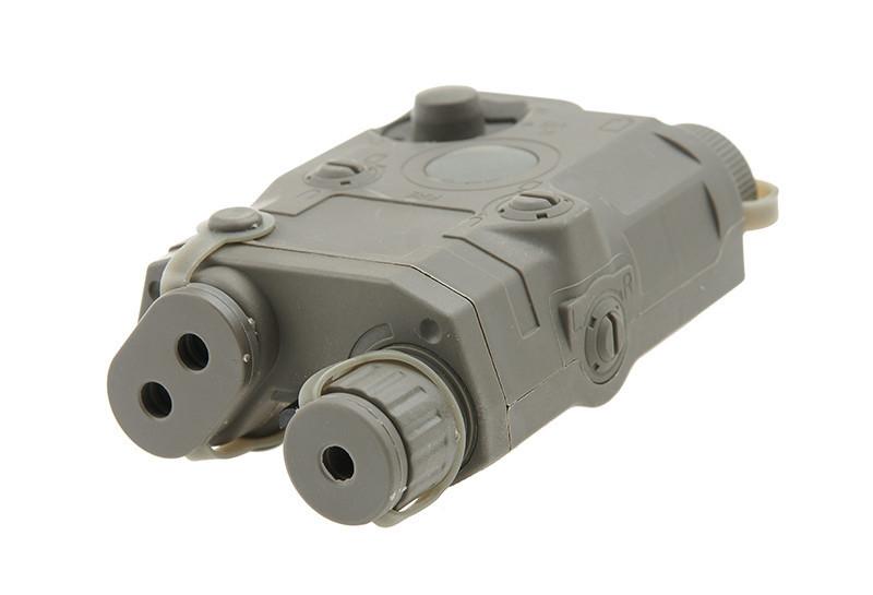 FMA PEQ-box (batterilåda) grön laser grön