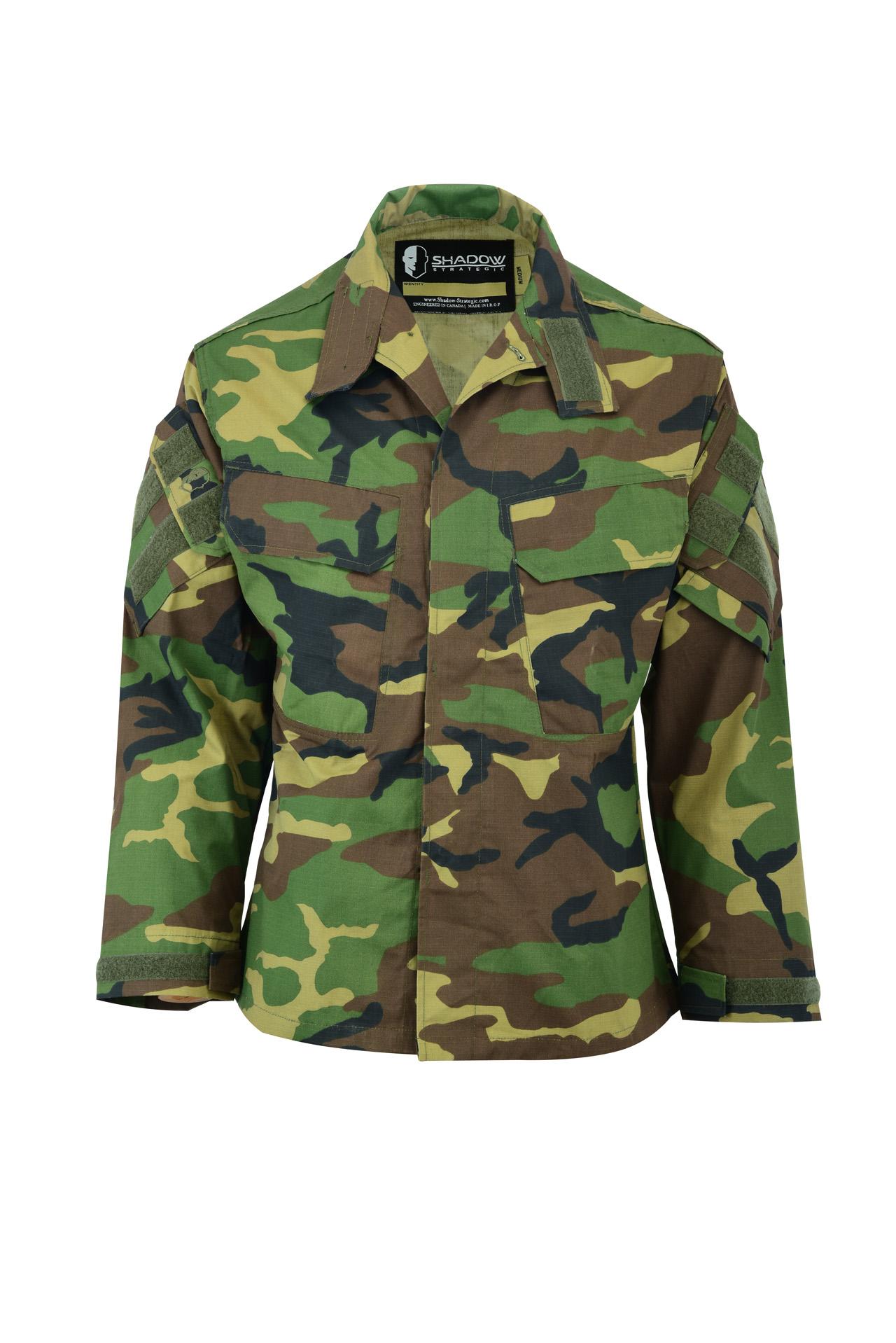 TRG SHS-3186 Tac Shirt - Flera färger/ mönster