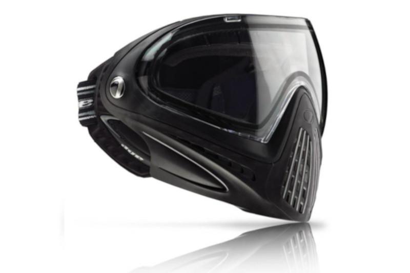 Dye i4 mask- Black