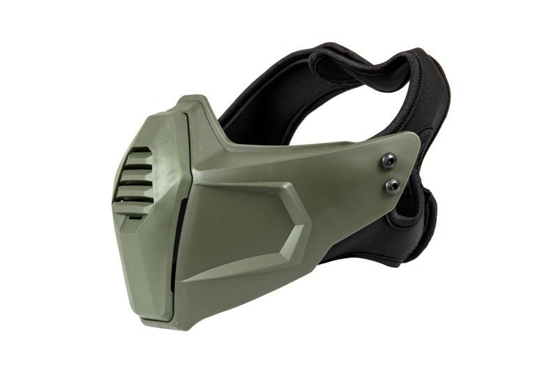 Ultimate Tactical Armor Face Mask - OD