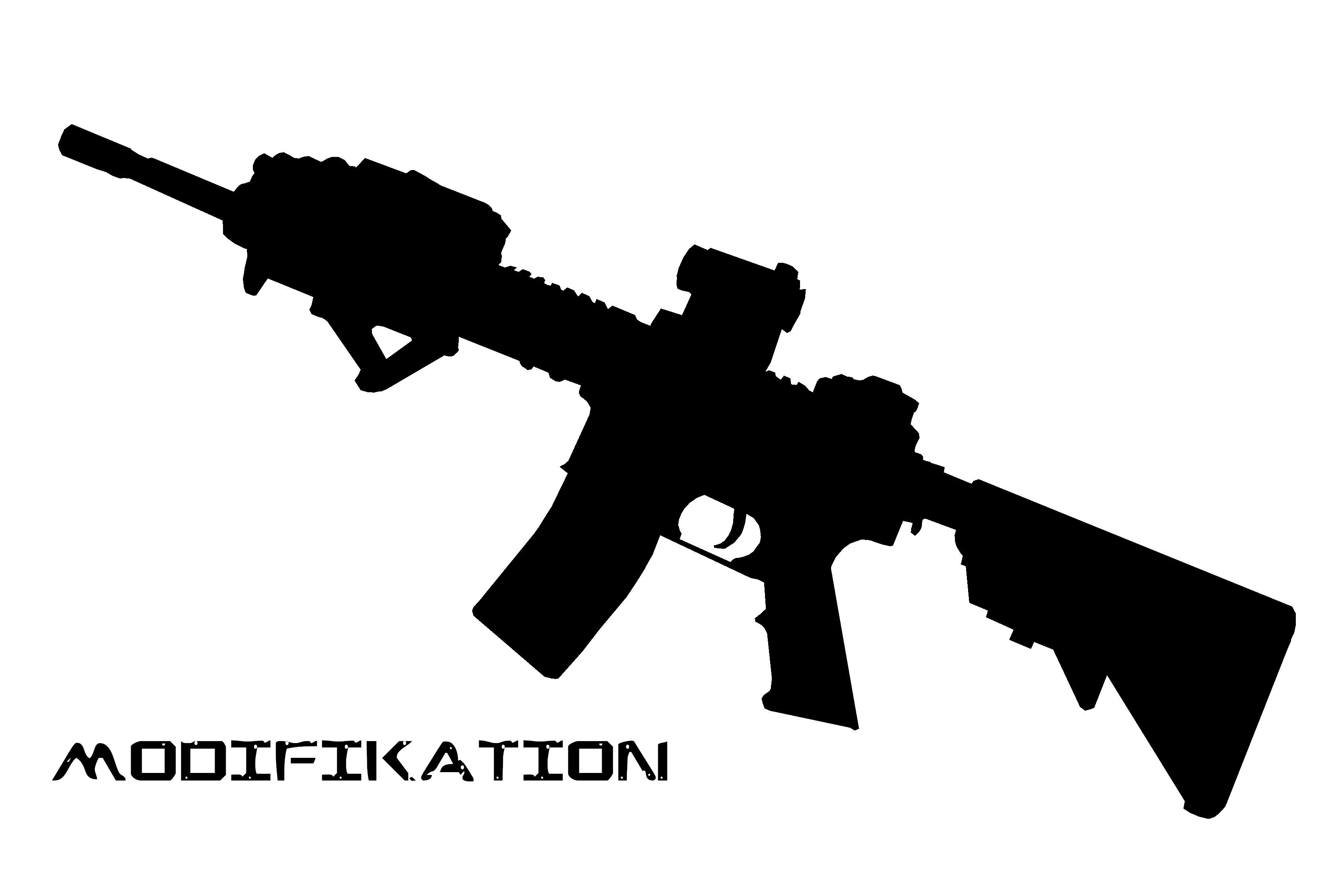 Modifikation
