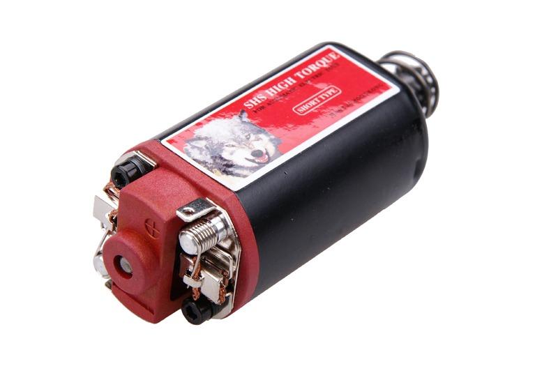 SHS kort motor - High torque