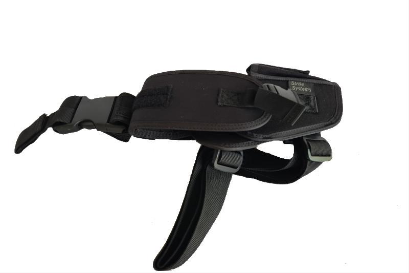 Strike System holster till Desert Eagle svart