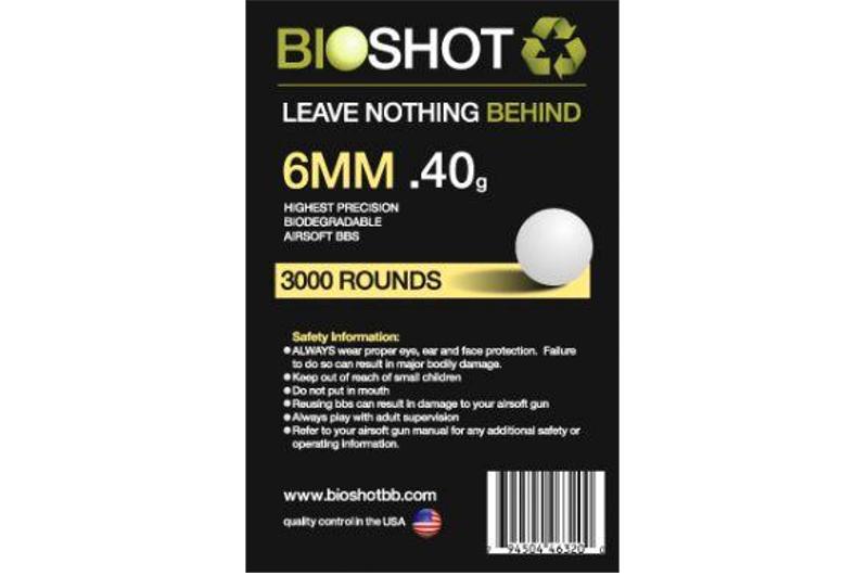 Bioshot biokulor 0,40g