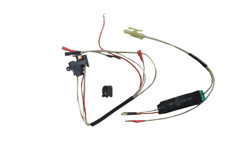 Kabel till Mp5/ M4 med mosfet