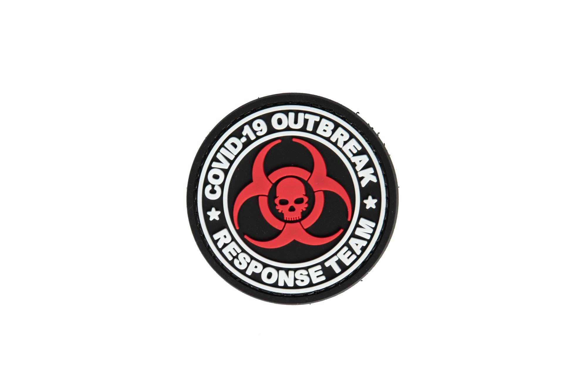 """GFT """"Covid response team"""" Patch"""