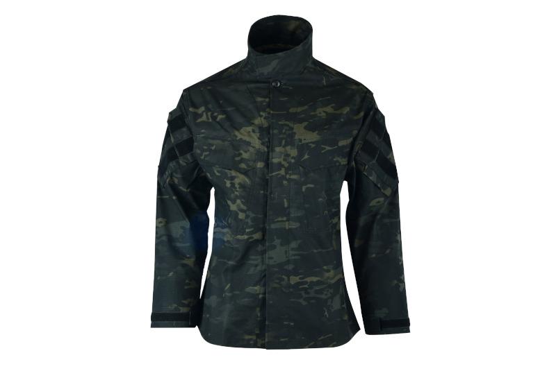 TRG SHS-3186 Tac Shirt - Multicam Black - M
