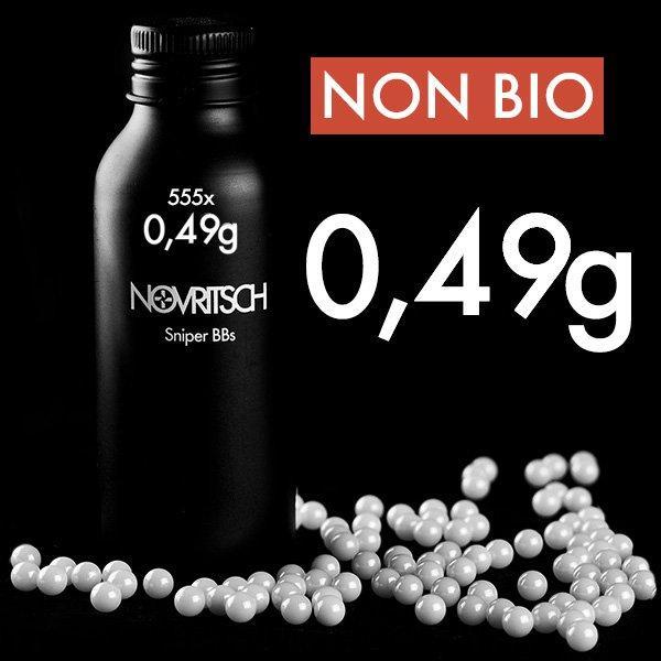 Novritsch Sniper BioBBs 555st 0,49g