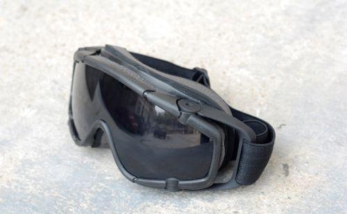 FMA Goggle med aktiv ventilation
