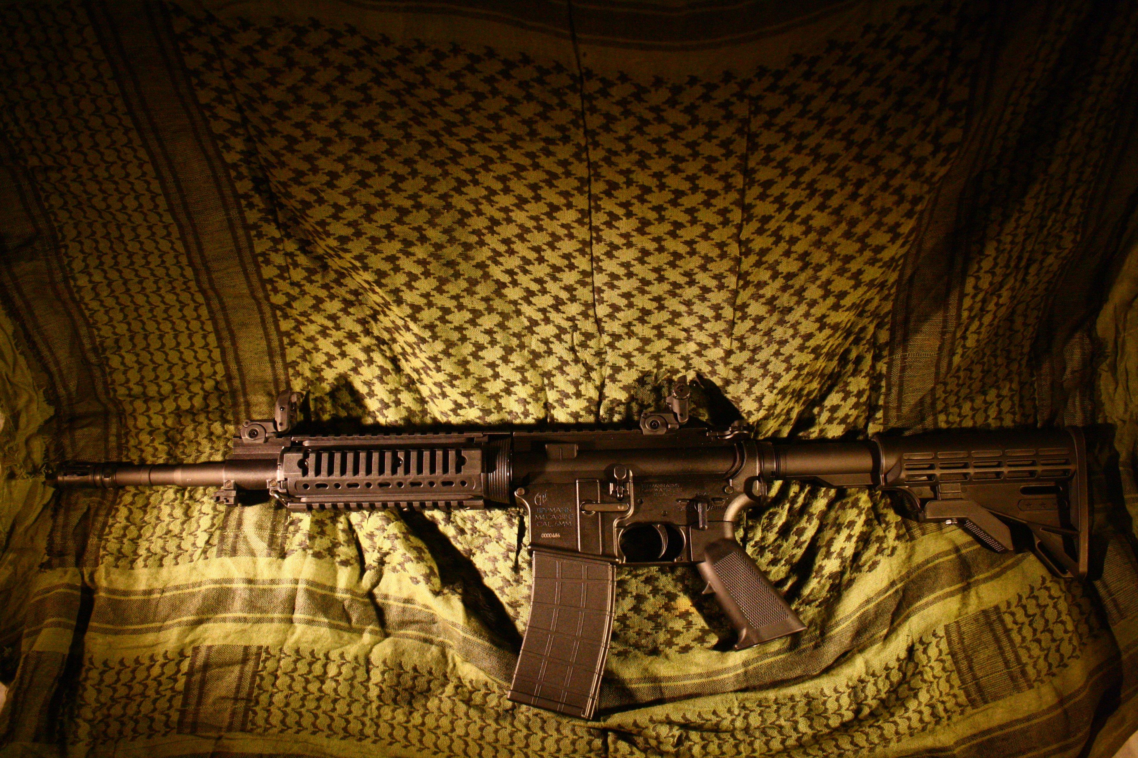 Tippmann M4 Co2/ HPA