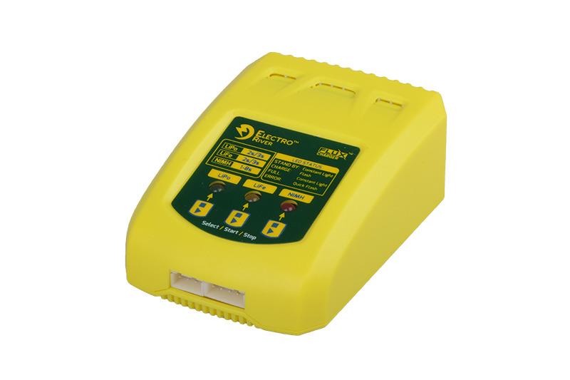 Electro river Flux batteriladdare