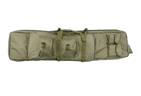 GFT Vapenbag dubbel 1200mm - OD
