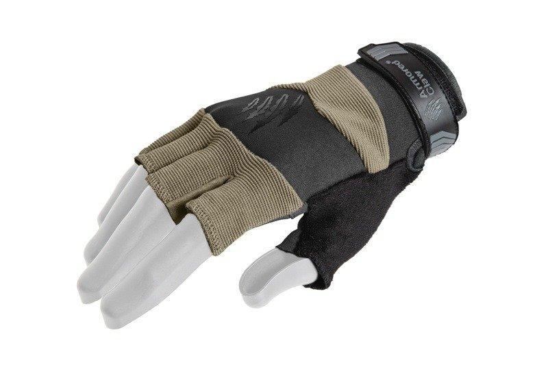 Armored Claw Acurasy cut fingerlösa handskar - OD