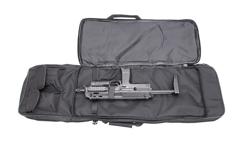 GFT Vapenbag dubbel 960mm - Svart