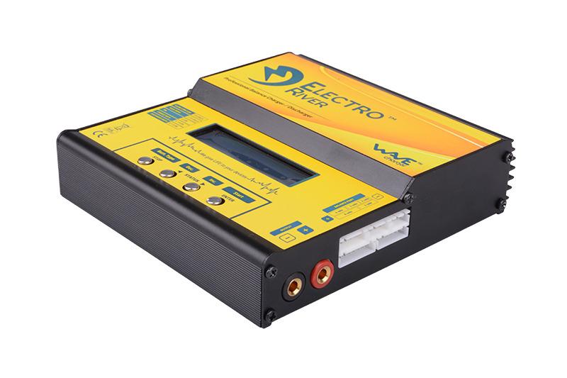 Electro River Multiprocessor Wave™ Batteriladdare