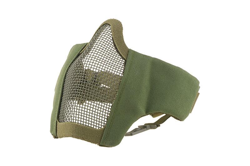 UTT munskydd med mjuka sidor för Hjälmfäste OD